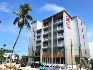 帛琉WCTC集團飯店
